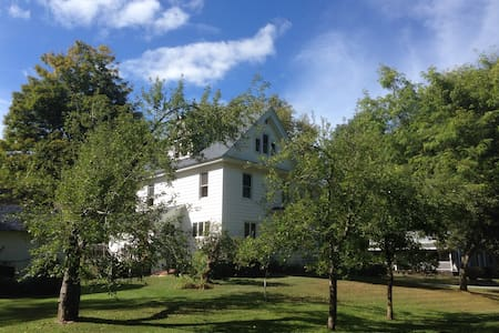 The London House in the Catskills - Halcottsville