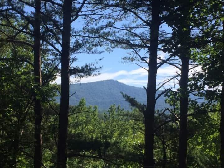 Mountain Views / Waterfall / Walden Creek Cabin