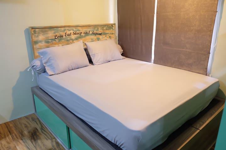 Cozy apartment Cihampelas - Bandung - Departamento