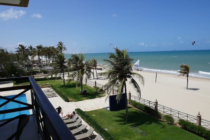Kariri Beach, Cumbuco Beach front- best location