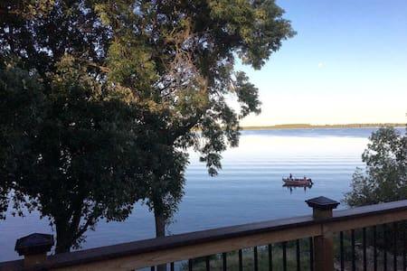 Beautiful Lake Home On Clear Lake