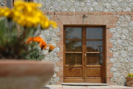 bed and breakfast a Monteriggioni - Монтериджони - Гестхаус