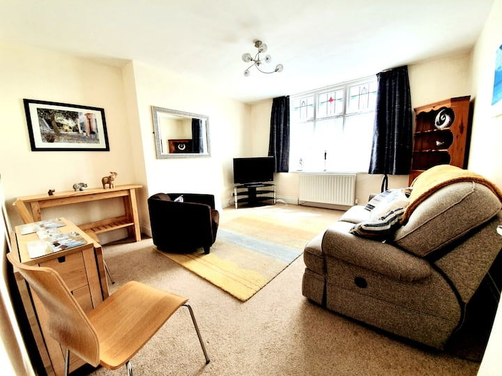 Fantastic location, everything in walking distance