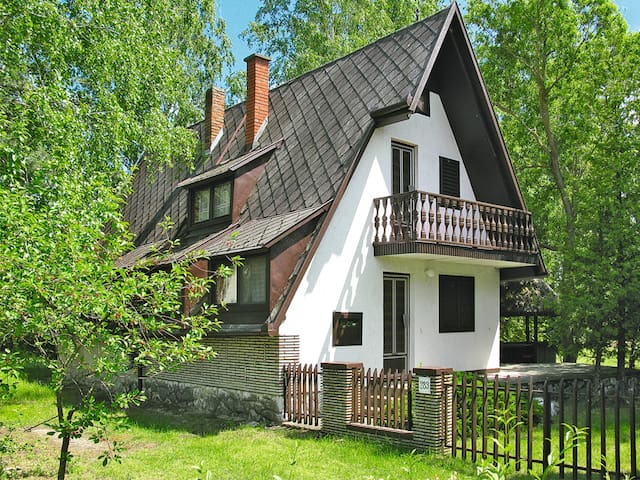 Holiday home in Balatonmariafürdö for 4 persons