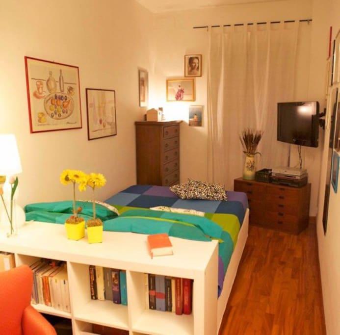 Cemera doppia (retro) -Double room (back)