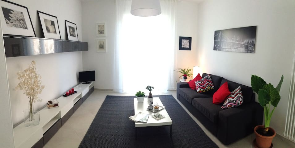Spacious Apartament