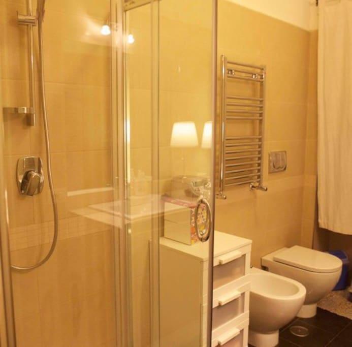 Bagno camera doppia -Bathroom double room