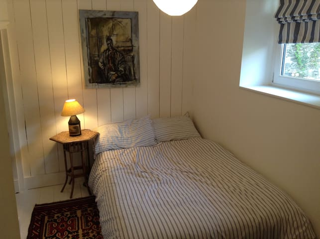 Double room in charming cottage - Ashburton - Huis