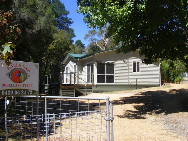 Fully self contained cottage. - Halls Gap - House