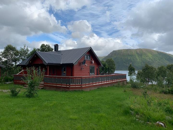 Lykkebo , Skjoldehamnveien 1151, Nygård,Andøya