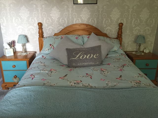 Bed and breakfast in cosy cottage - Carnoustie - Hus