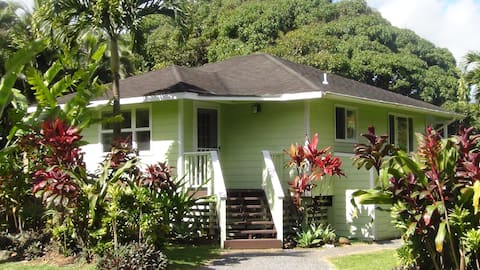 Pineapple Cottage Haiku Maui  Experience Paradise