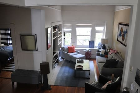 Bright and Cozy Lower Haight Apt, Easy Transit - San Francisco