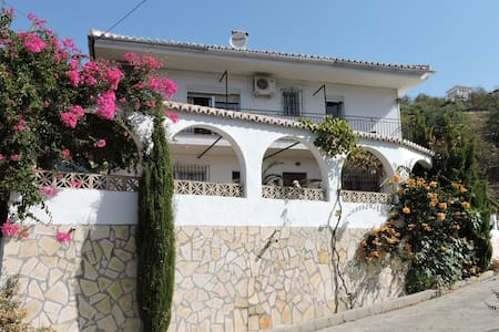 Casa Libertad - 2 Bedroom Apartment - Shared Pool - Competa - 公寓
