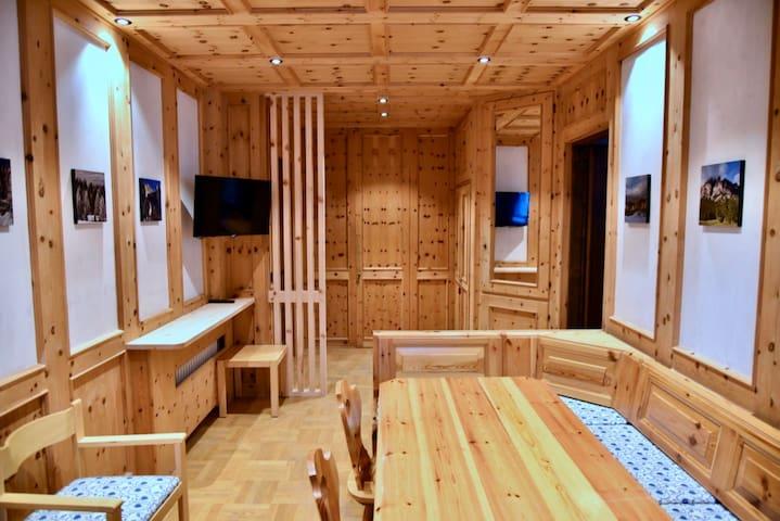 Lovely apt with garage | DOLOMITES ALTA BADIA