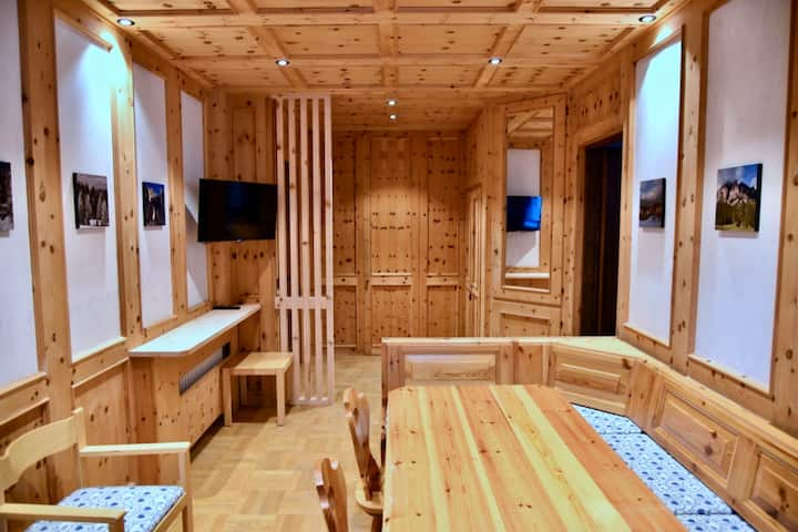 Lovely apt with garage | DOLOMITES ALTA BADIA