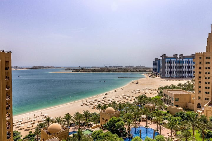 Access to Fairmont The Palm Beach ! Free of cost !