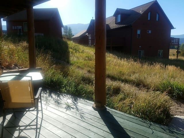 Views, privacy in a cozy room - Steamboat Springs - Haus