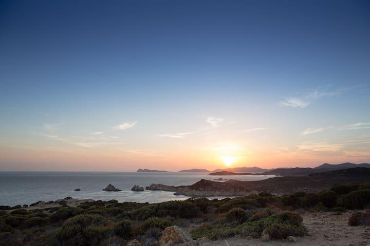 Appartamento nella costa più bella della Sardegna - Pula - Apartment