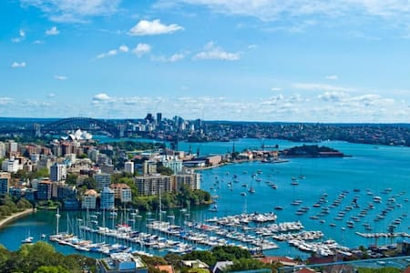 Stunning Apartment, Quintessential Sydney Location - Darling Point