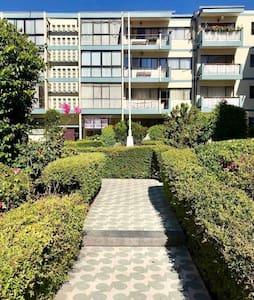 Habitación en barrio poniente (centro) de Viña