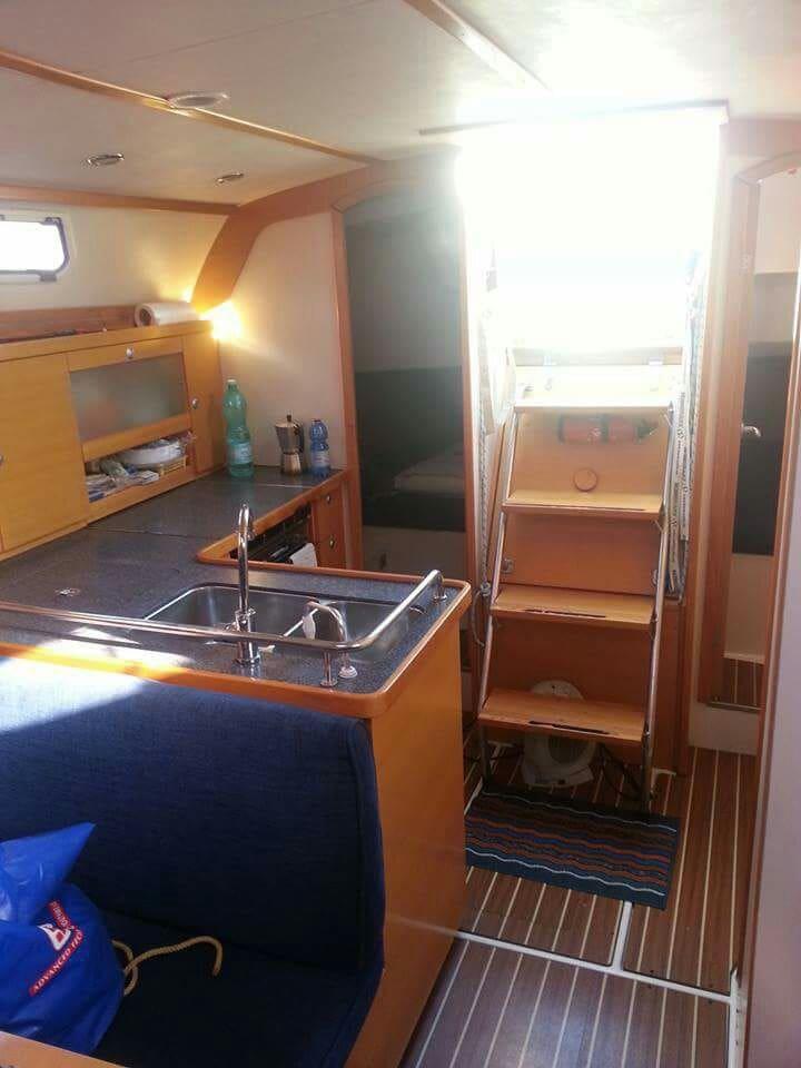 SOGGIORNO IN BARCA A VELA -Varazze - Boats for Rent in Varazze ...