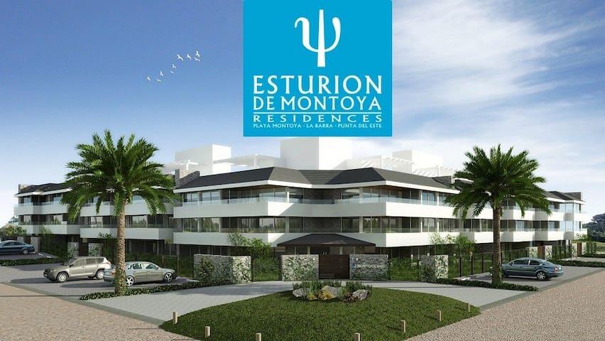 Departamento para 4 personas Esturion de Montoya
