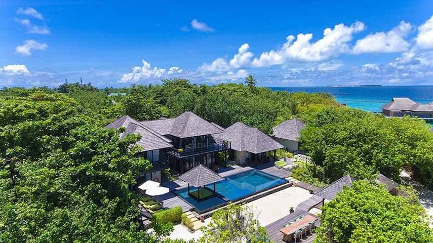 JA Manafaru - Three Bedroom Island Residence
