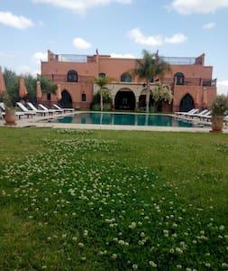 Villa le Diamant de Zaraba