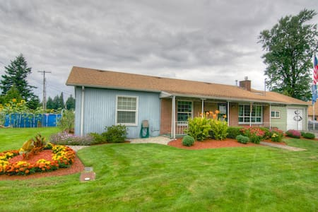 Cozy oasis in Old Tumwater Hill - Tumwater - Casa