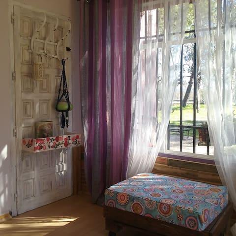 Apartamento encantador en el Tiétar - Ramacastañas