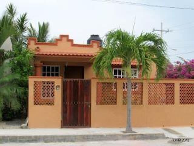 Casa Buena Fortuna- Xcacel Beach - Chemuyil