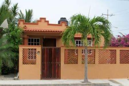 Casa Buena Fortuna- Xcacel Beach - Chemuyil - Haus