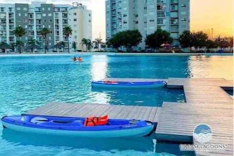 Extraordinaria Residencia en Dream Lagoons Apodaca