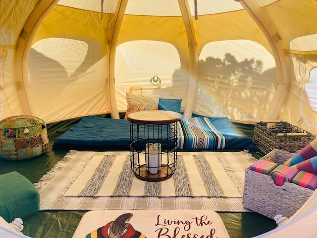 Shanti Lotus belle Tent