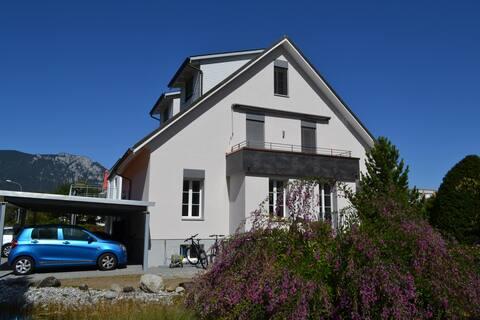Gästewohnung bei Solothurn für bis zu 5 Personen