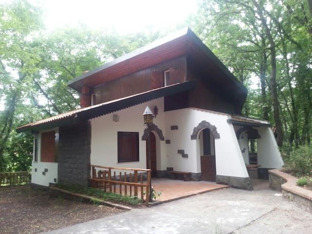 Chalet Cappuccetto Rosso