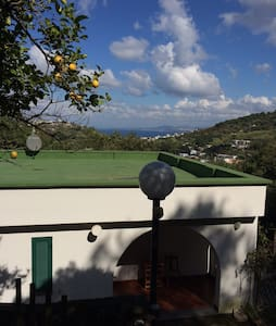 Villa on the hill - Barano D'ischia
