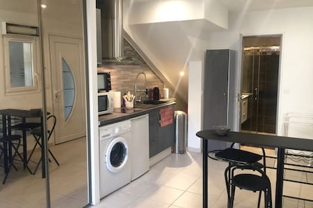 Studio avec terrasse dans du neuf - Marseille - Haus