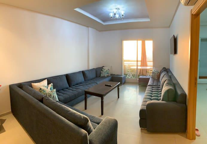 Somptueux appartement en résidence privée