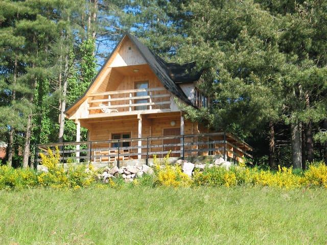 Gîtes ruraux en Bourgogne du sud - Le Creusot - Chalet