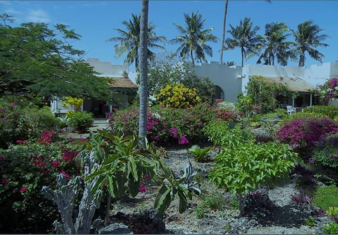 Exclusive Family House FULLBOARD on Beach - Malindi - Casa
