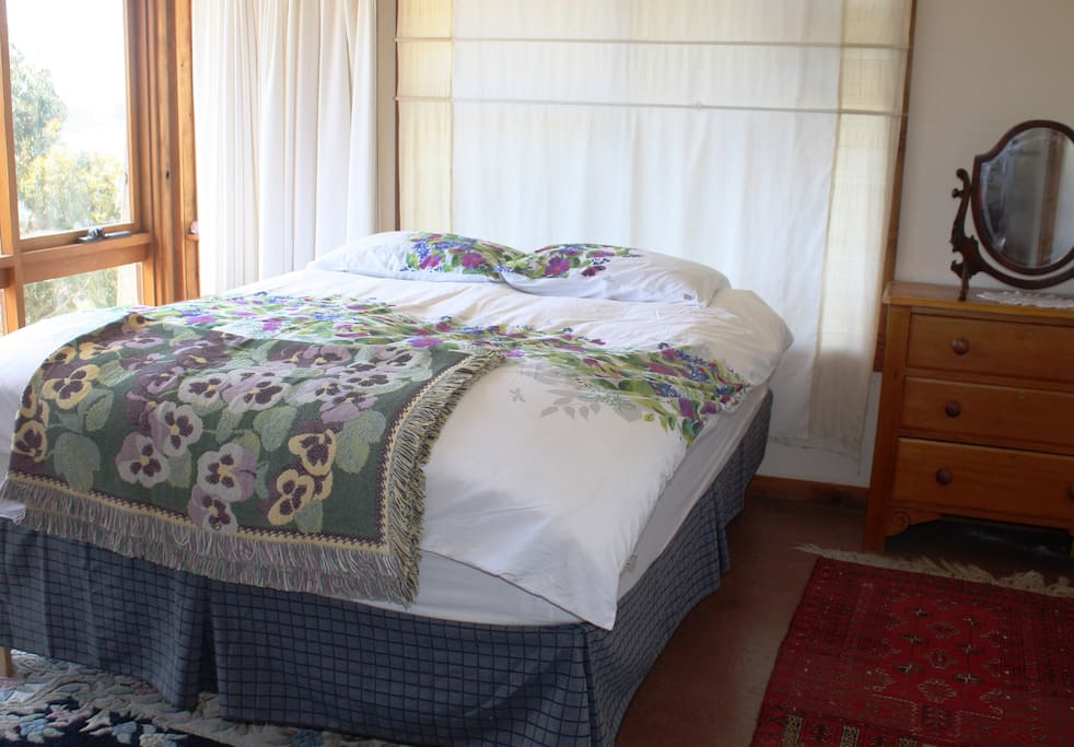 Quality linen and furnishings