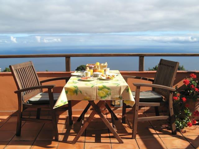 Gemütliches Zimmer mit Balkon  - Icod de los Vinos