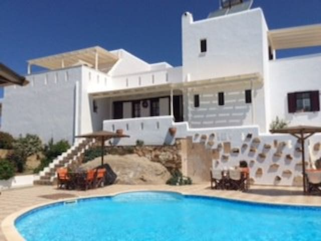 NAXOS KALIMERA  BUGGET FAMILY ROOMINCLUDED AND CAR