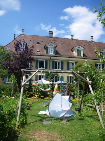 family friendly house near Old Town - Luzern - Huis