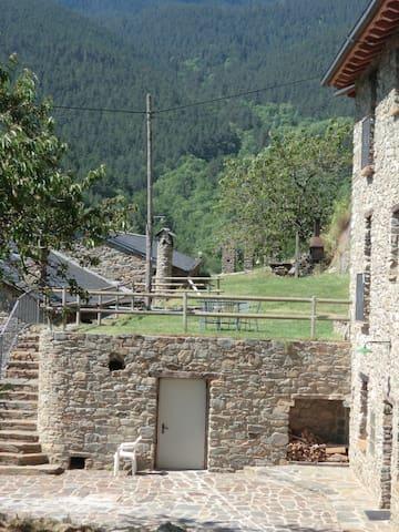 Turismo Rural, tranquilidad. - Fornells de la Muntanya - Квартира