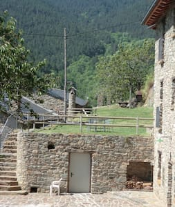 Turismo Rural, tranquilidad. - Fornells de la Muntanya - Leilighet