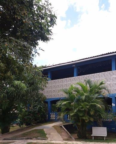 Tranquilidade e lazer em Aldeia dos Camarás - Camaragibe - Kulübe