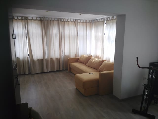 Spacious flat appartment in Finida - Umag, 110m2 - Finida - Apartemen